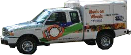 Meals on Wheels Truck
